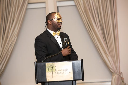 President & Founder G.C. Murray II, Esq., DPL heaps praise upon the honorees at last year's event.