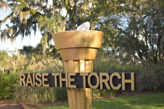 More than 800 administrators, staff and invited guests gathered atÊRuby Diamond Concert Hall  on the Florida State University campus Friday evening, Sept. Sept. 21, 2018 for the FSU  Raise the Torch: The Campaign gala.
