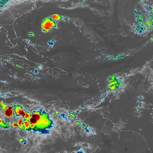 Where will tropical systems in Atlantic go? See where forecast models put them in coming days