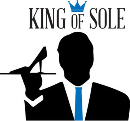 Wine, Women & Shoes King of Sole logo