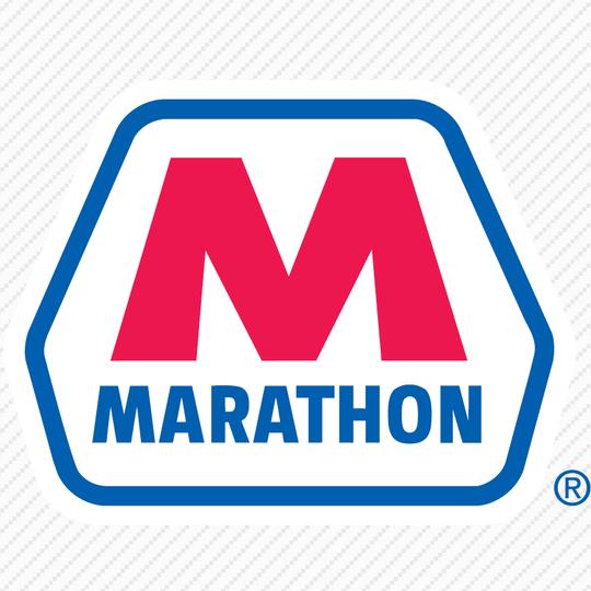 Marathon Petroleum Corp.'s logo.