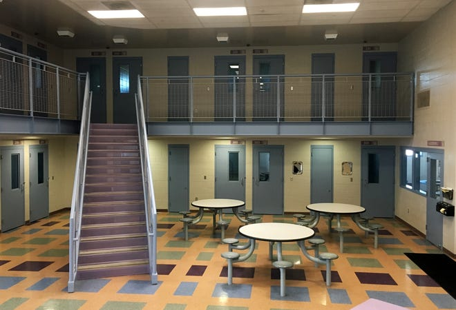 An unused unit at Ventura County juvenile hall facility could be used to house lower-level young adult offenders under a bill signed by Gov. Jerry Brown.