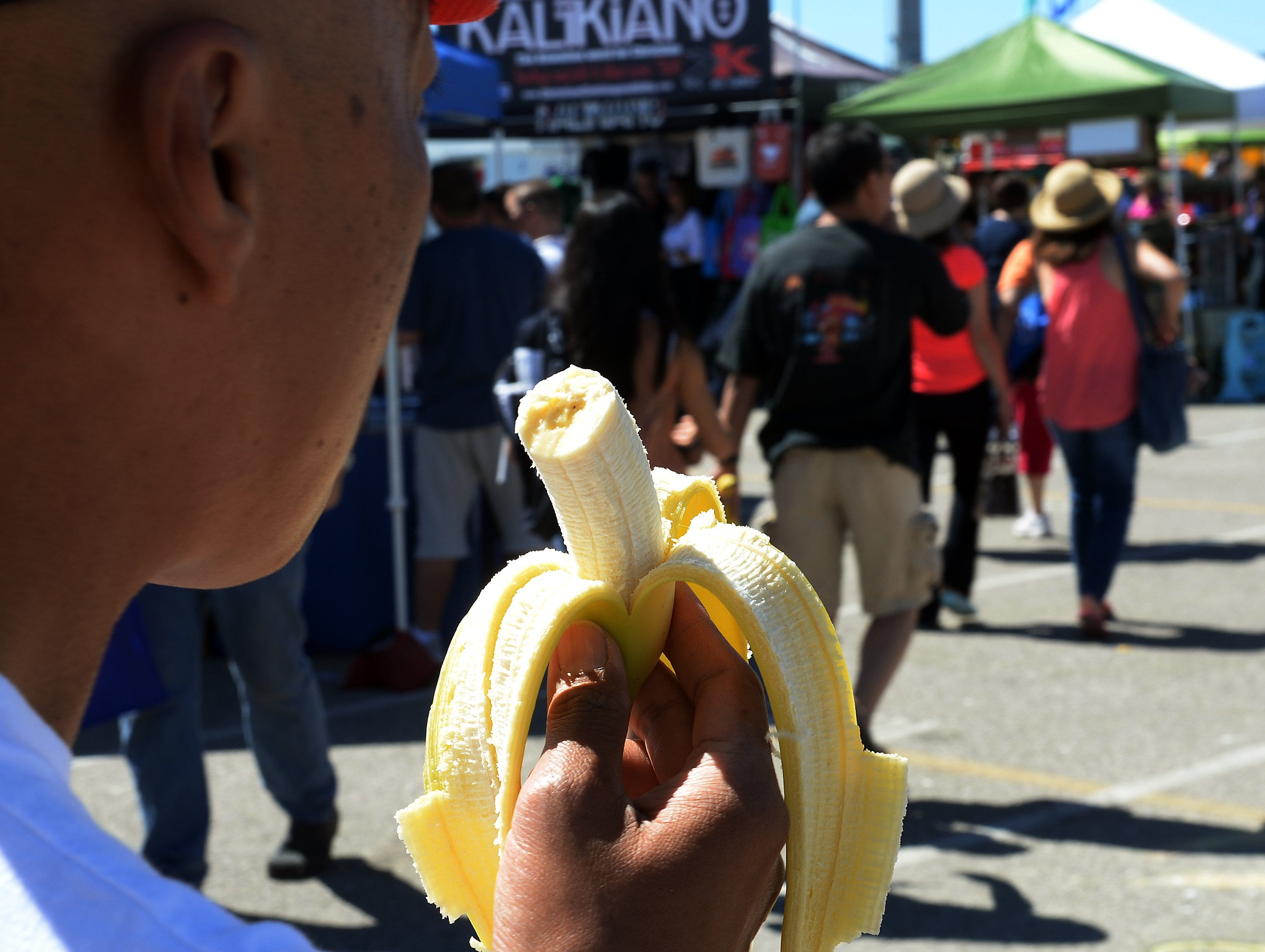 The annual Banana Festival at the Port of Hueneme is a time to celebrate the banana's appeal.