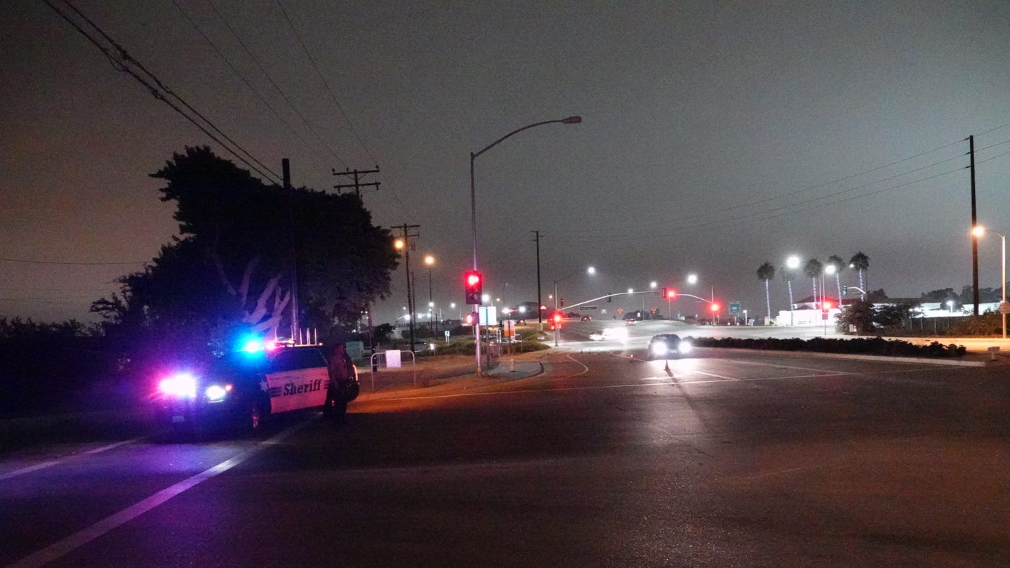 Authorities respond to separate shooting reports in Nyeland Acres, Oxnard