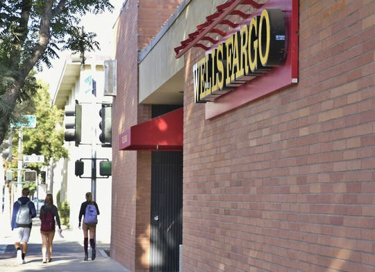 Around 6 p.m. on Friday,officers responded to Wells Fargo Bank on Main Street for reports of a man who matched Holguin's description.