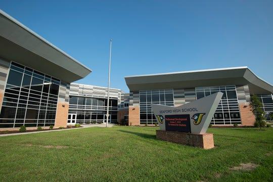 Seaford High School.