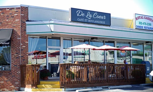 talleyville s de la coeur cafe to move to new undisclosed locations