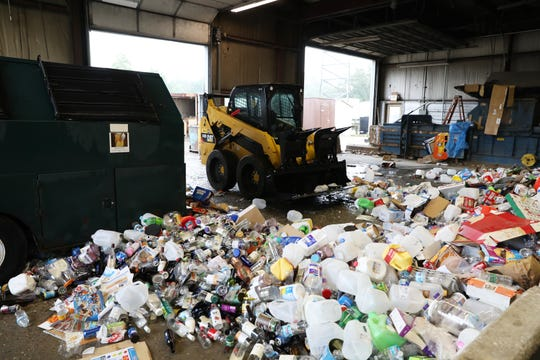 The Muskingum County Recycling Center will be open from 9 a.m. to 1 p.m. Saturday to educate citizens on proper recycling. Those who attend are encouraged to bring their recycling in to see what they're doing right and what they're doing wrong.