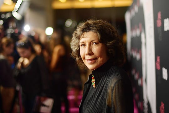 Lily Tomlin will receive a lifetime achievement award at the Traverse City Film Festival this year.