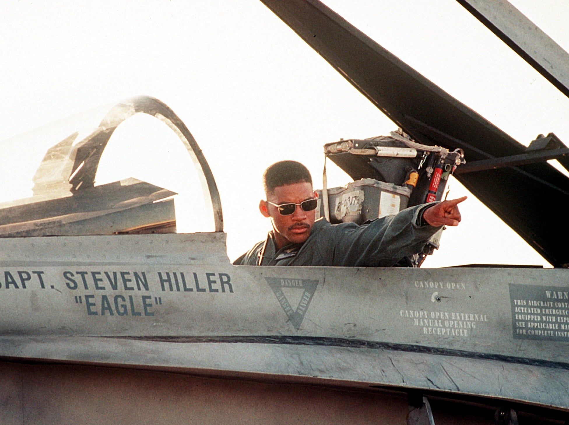 "Will Smith performs in ""Independence Day."""