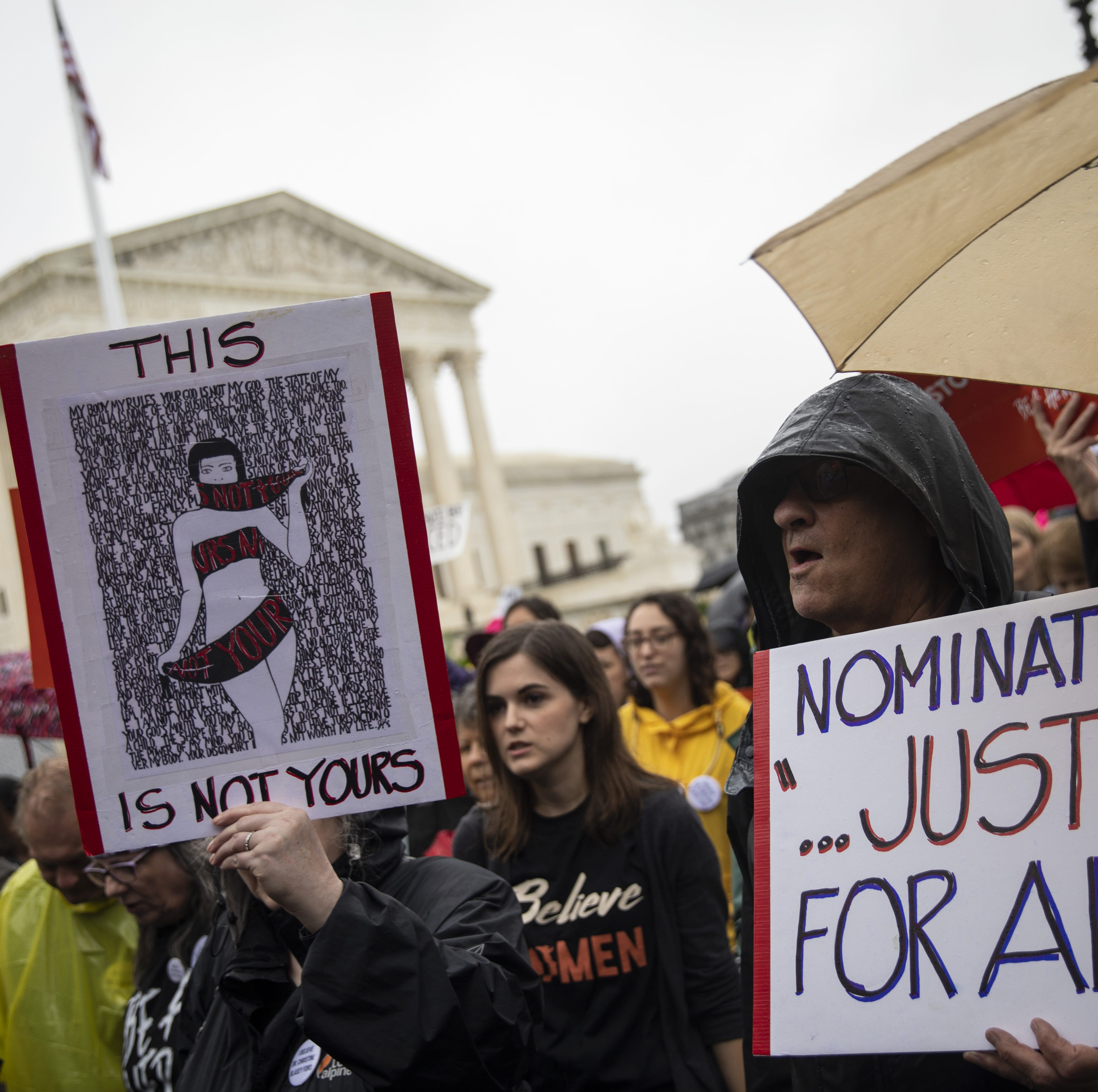 Don't judge Brett Kavanaugh accusers. I covered the police and didn't report my own rape.