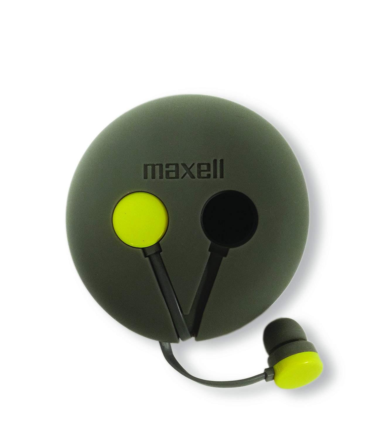 You'll find dozens of earbuds at your local dollar store but the Maxell Wrap'd were one of the best tested.