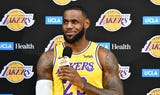 SportsPulse:  LeBron James made his grand entrance as a member of the Los Angeles Lakers and he explained the reasoning behind his decision.