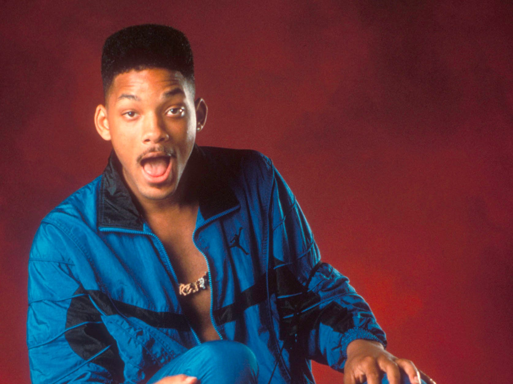 "Will Smith, star of the 1990's television program ""The Fresh Prince of Bel Air."""