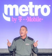 Tom Keys, president, Metro by T-Mobile
