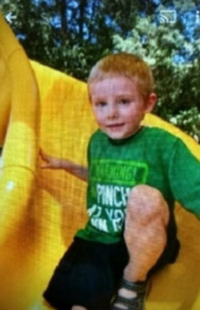 Search for Maddox Ritch, an autistic North Carolina boy, grows more desperate in fifth day