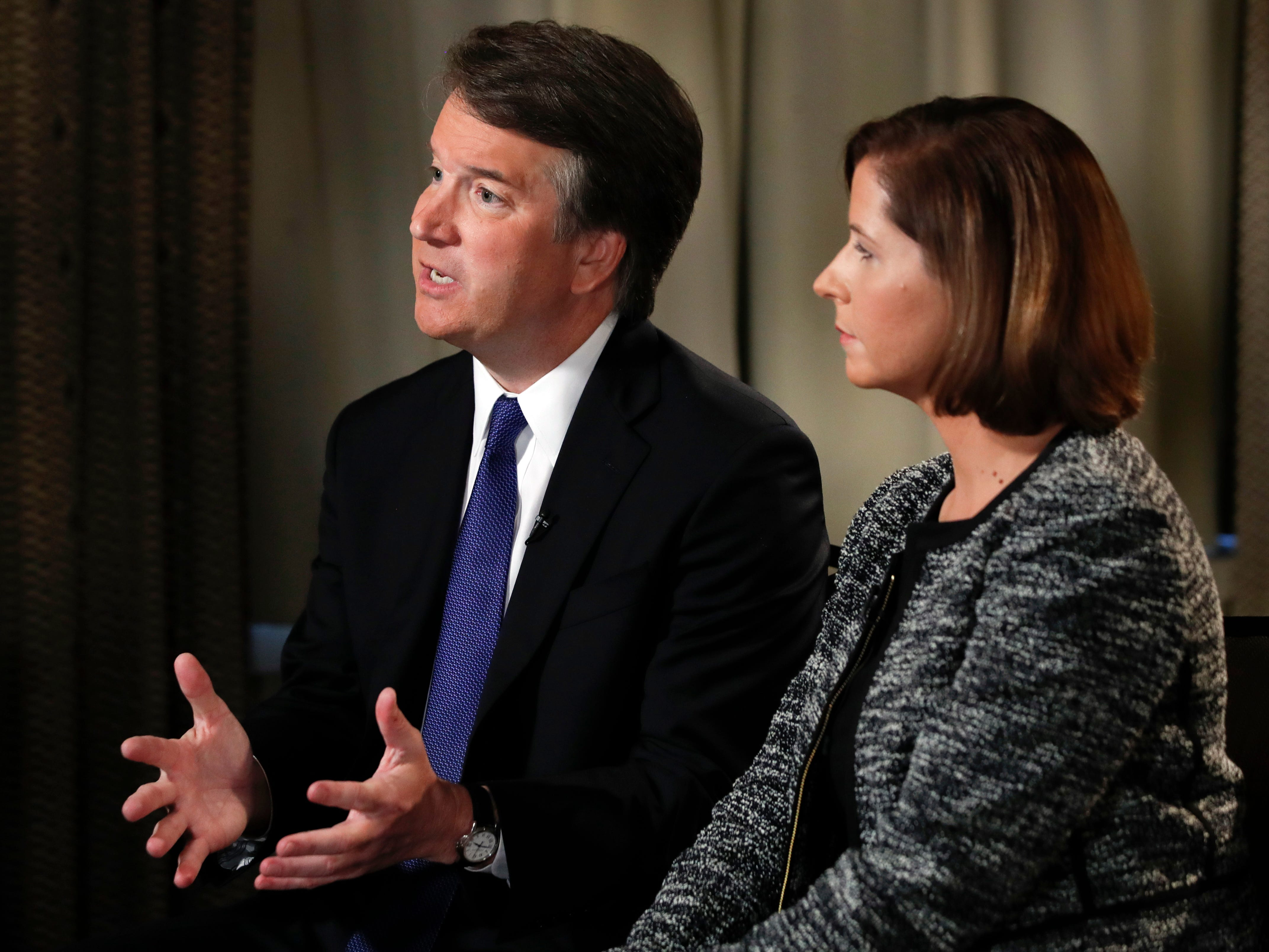 Brett Kavanaugh: He was a 'virgin' in high school and other takeaways from Fox interview