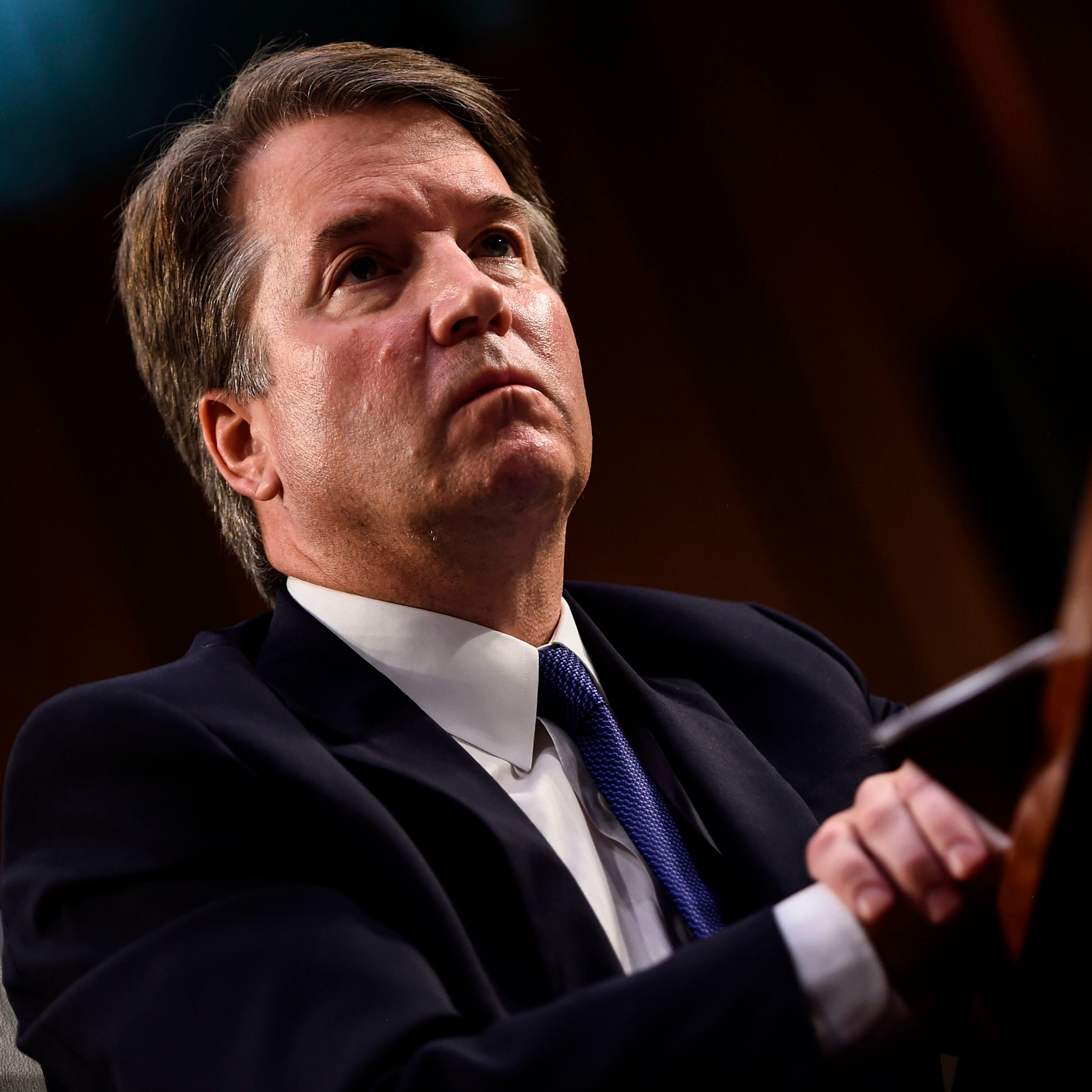 Brett Kavanaugh: Think of the little girls