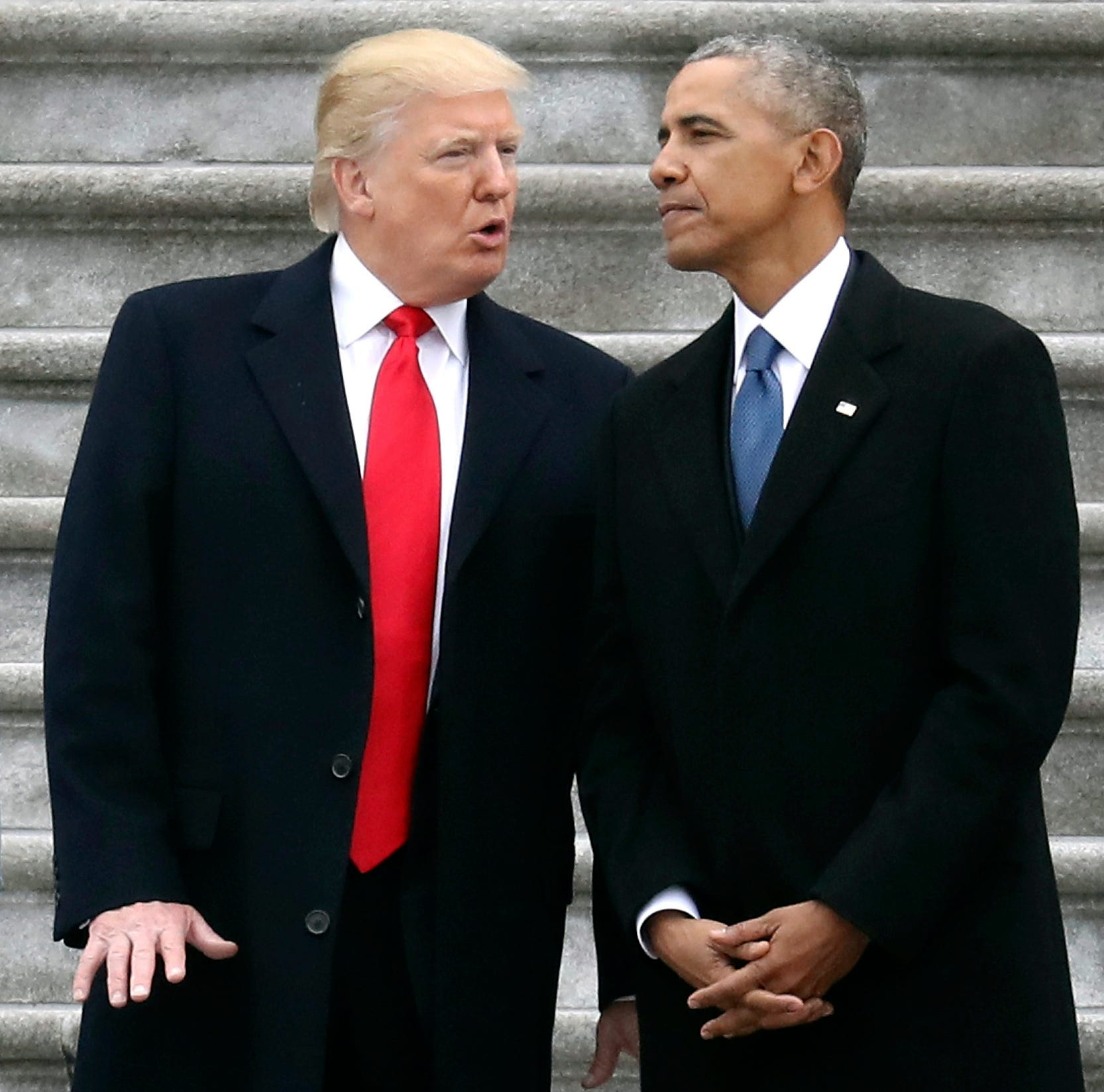 Who's really to thank for booming economy: Donald Trump or Barack Obama?