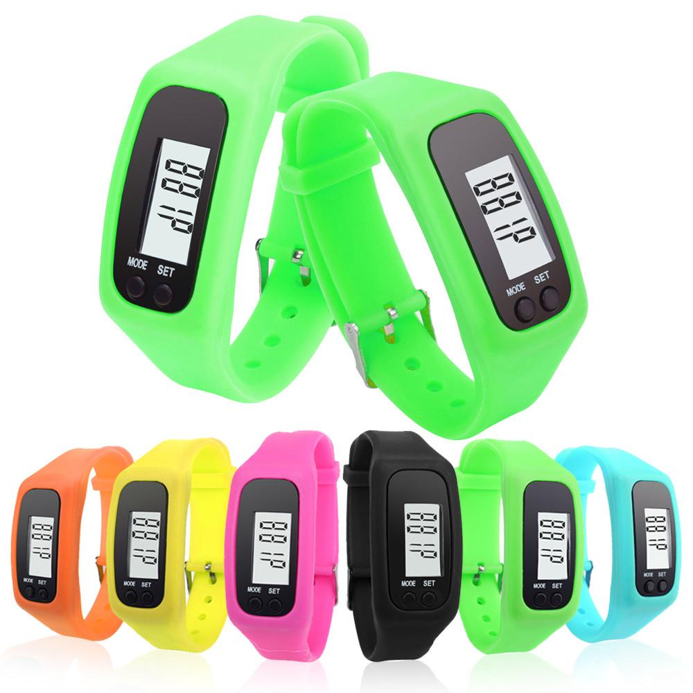 If you can't afford a Fitbit, the Step Gear is an inexpensive pedometer for your wrist.
