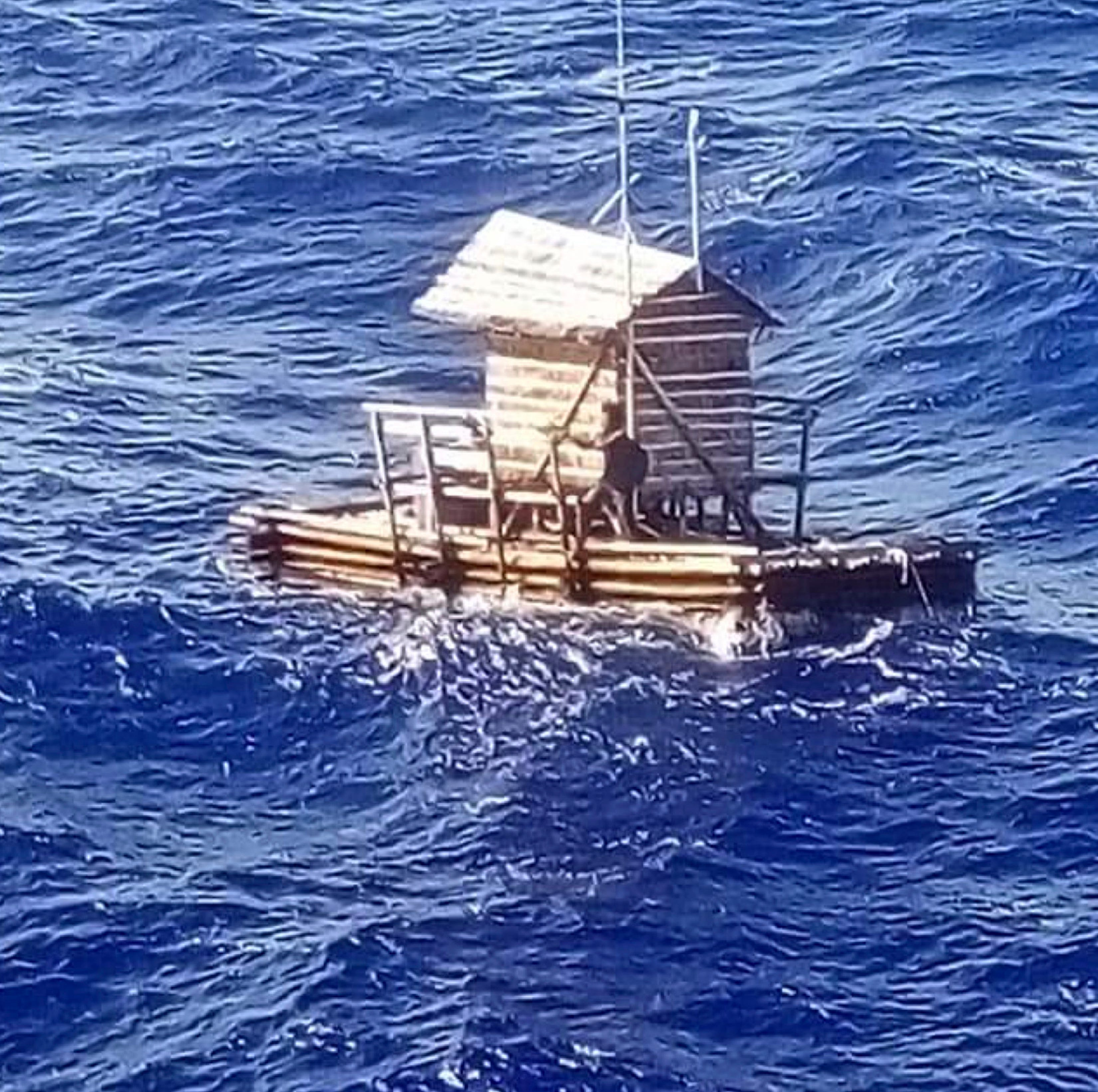 Teenager survives 49 days adrift at sea in Indonesia