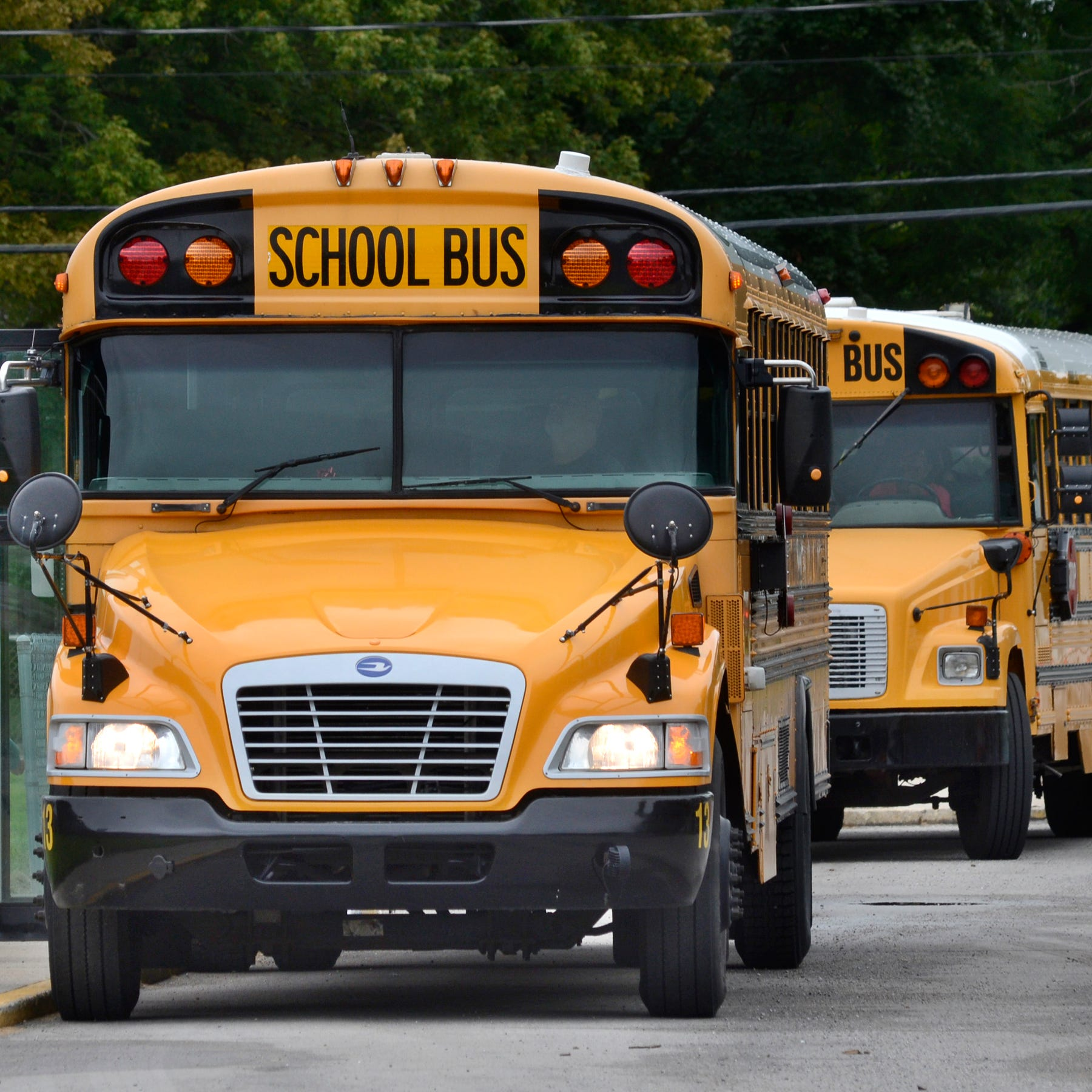 Indiana school bus driver caught on video allegedly allowing kids as young as 11 to drive her vehicle