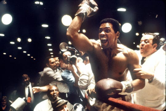 "Will Smith in a scene from the motion picture ""Ali."""