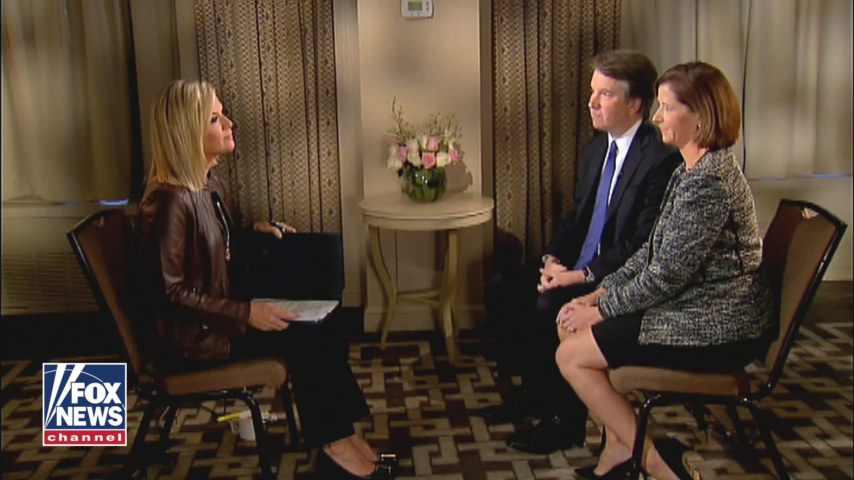 Brett Kavanaugh: Full transcript of nominee's interview ...