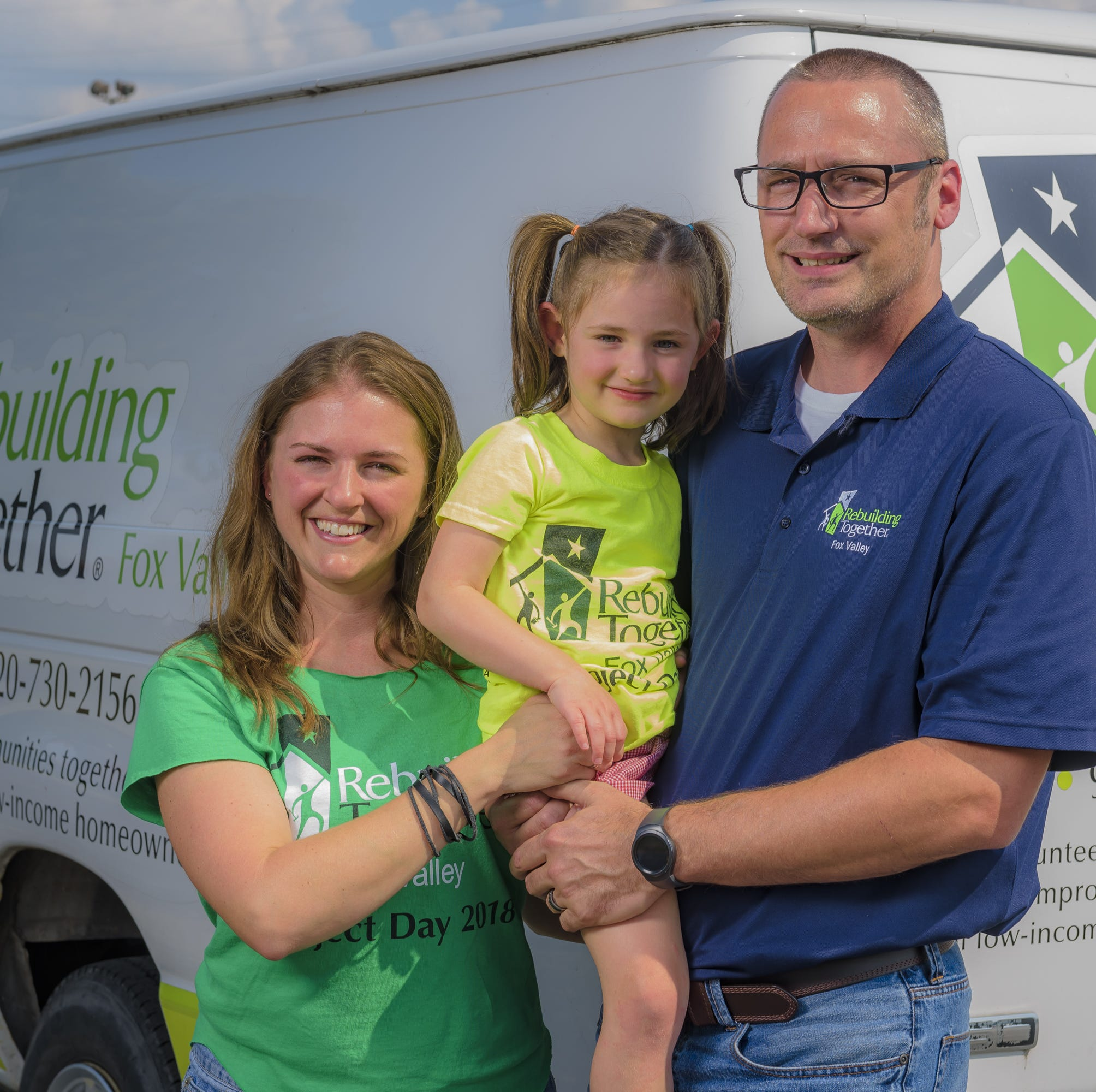 Appleton man uses construction skills to give back to homeowners who need it most