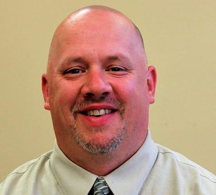 Hortonville Village Administrator David DeTroye