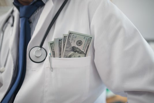 Corruption In Health Care