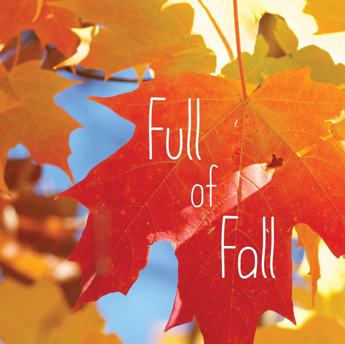 Read All about It: These books will get your kids excited for fall