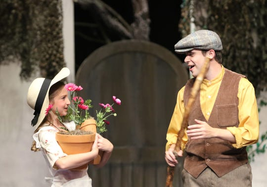 """CSTOCK's production of """"The Secret Garden"""" will be the first play performed in the new Harvey Theatre on the Olympic College campus."""