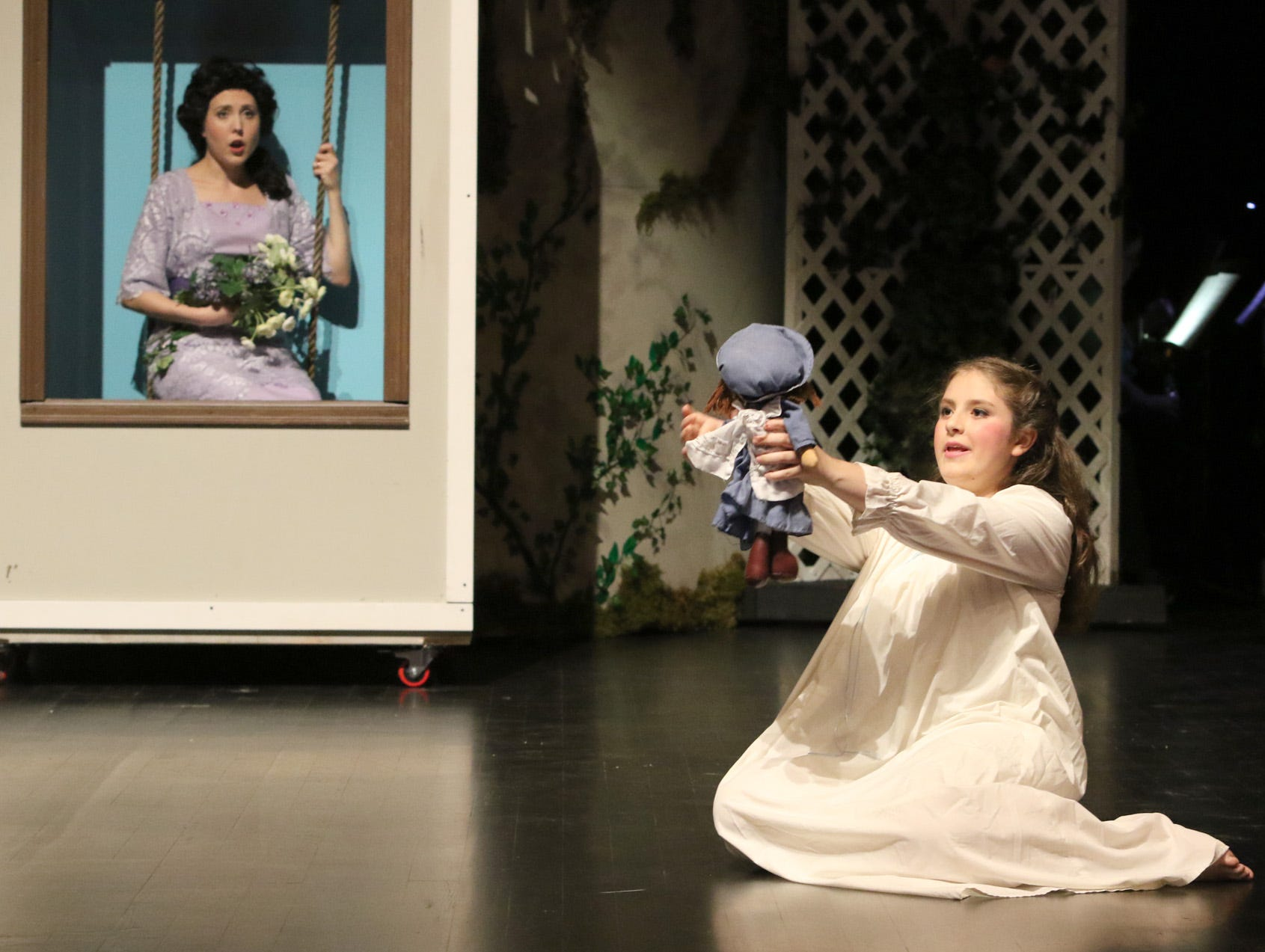 "CSTOCK's production of ""The Secret Garden"" will be the first play performed in the new Harvey Theatre on the Olympic College campus."