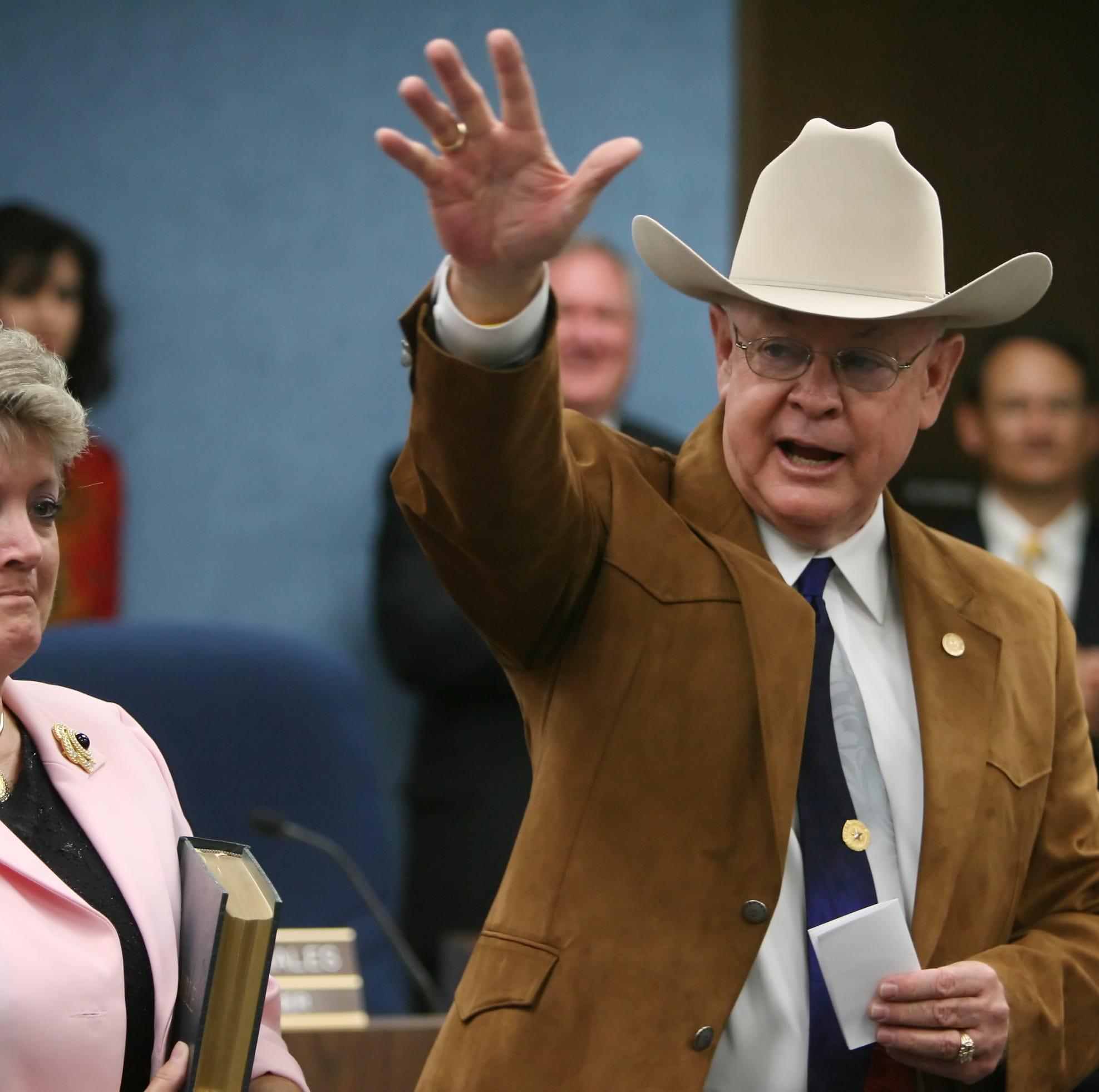 Nueces County Sheriff Jim Kaelin announces retirement