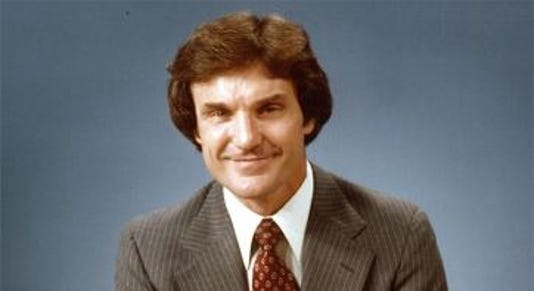Jim O'Brien remembered: Action News weatherman died 35 years