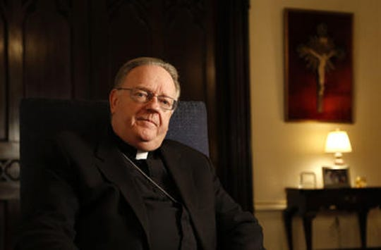 "Bishop Dennis Sullivan on Wednesday released the name of 56 priests and one deacon ""credibly accused"" of the sexual abuse of minors."