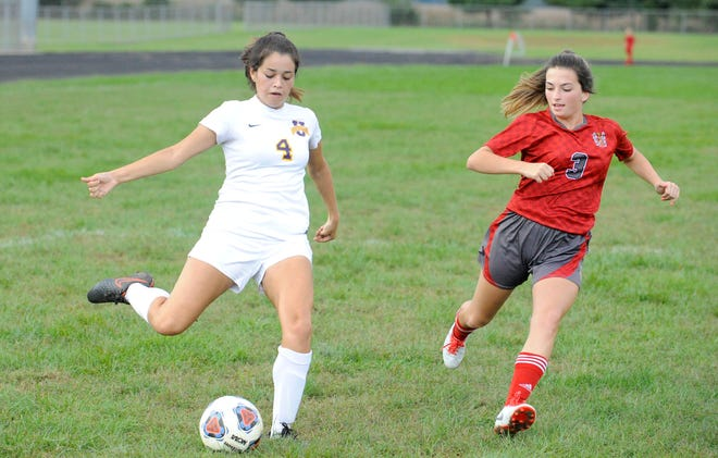 Unioto High School's girls soccer team won the sectional final over Hillsboro 8-0 on Saturday.