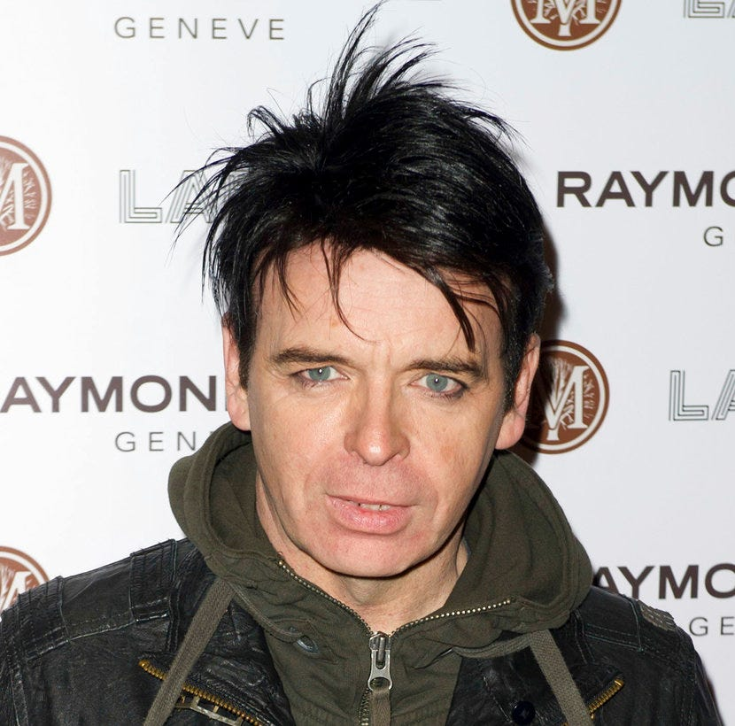 Singer Gary Numan's tour bus kills 91-year-old man in Ohio crosswalk