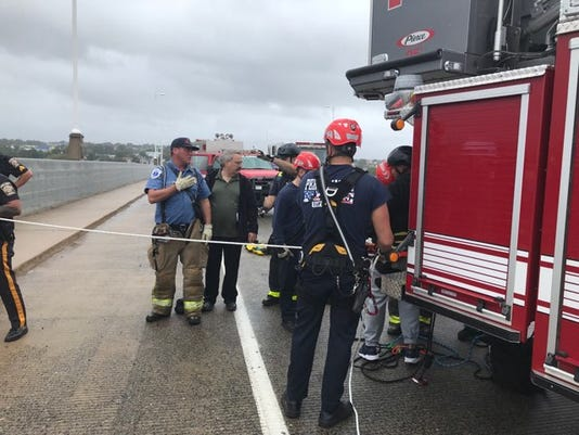 Perth Amboy Victory Bridge Rescue 1
