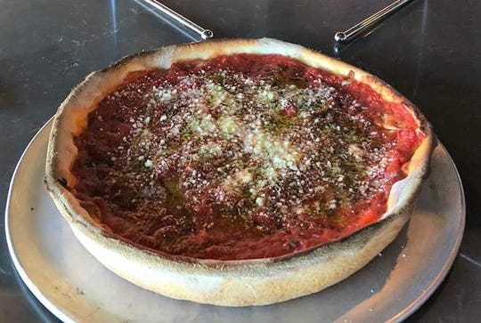 BeerStyles Taproom & Gastropub recently introduced a line of Chicago-style deep-dish pizzas.