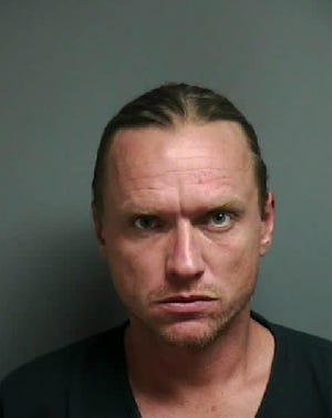 Robert Allen III, 40, faces assault with intent to murder and unarmed robbery charges in connection with the beating of a homeless man outside of the  Macomb County Circuit Court building on Sept. 18.