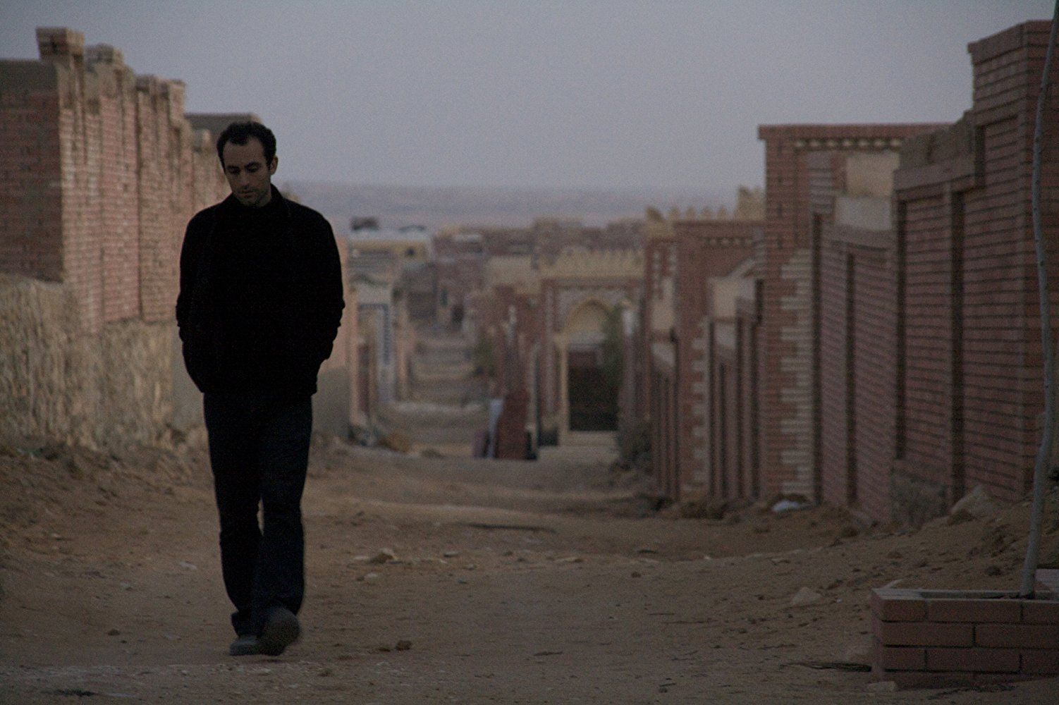 """Khalid Abdalla in """"In the Last Days of the City."""""""