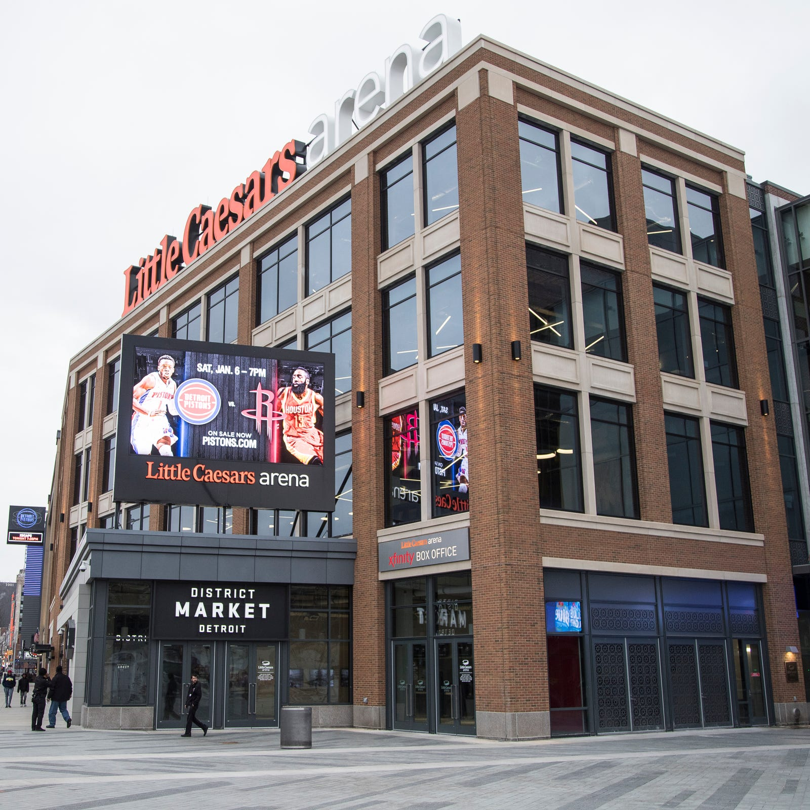 How Little Caesars Arena has changed Detroit