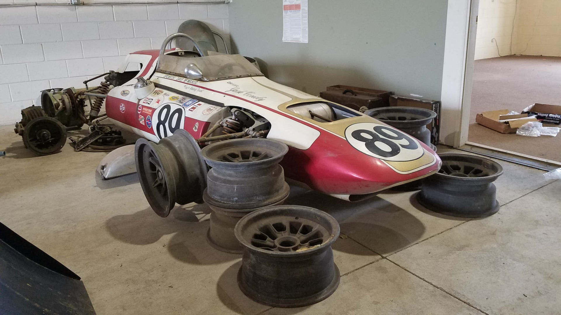 """Jack """"The Brighton Bandit"""" Conely's race cars being auctioned 11f2ea54-f614-418a-b451-e0a5d0511b7e-conely_89-indycar"""