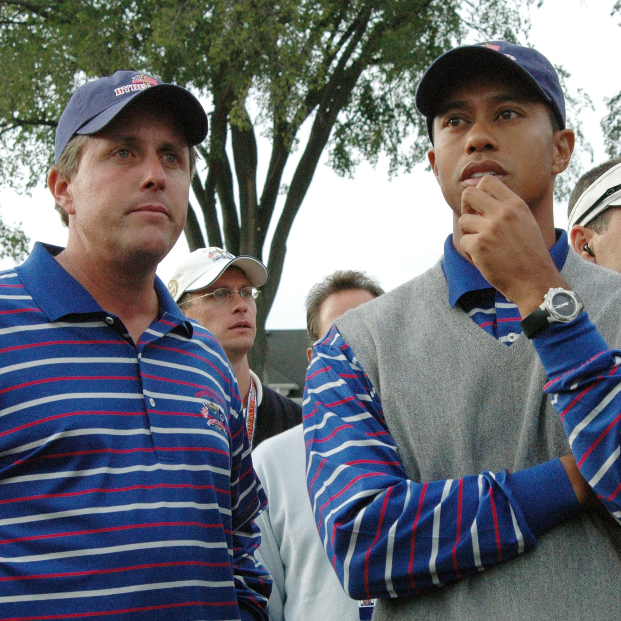 Shades of Oakland Hills? Phil Mickelson would welcome Ryder Cup pairing with Tiger Woods