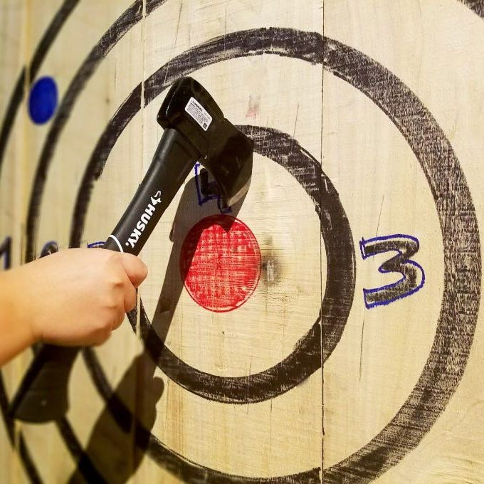 State probes ax throwing, drinking at Auburn Hills venue
