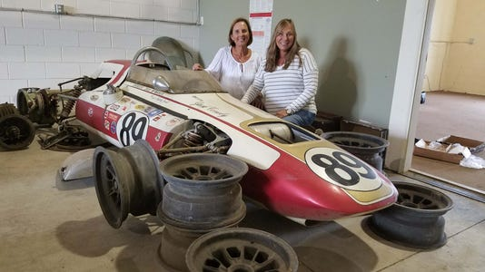 Conely Sisters Indycar