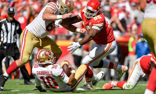 San Francisco 49ers Vs Kansas City Chiefs