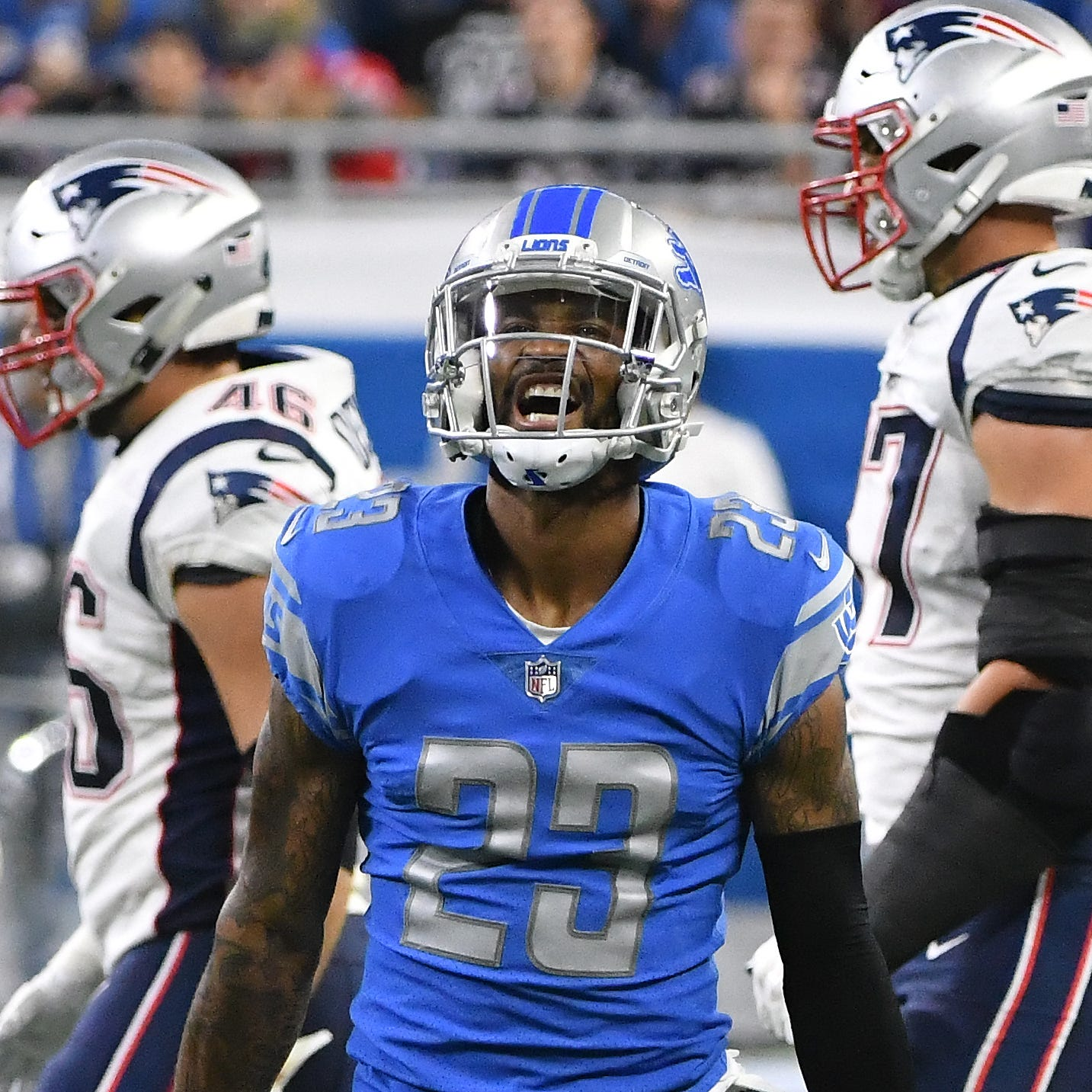 Detroit Lions film review: 5 observations vs. Patriots